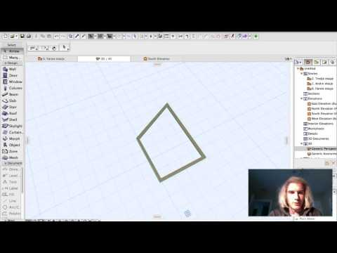 How to create a custom window in ArchiCAD