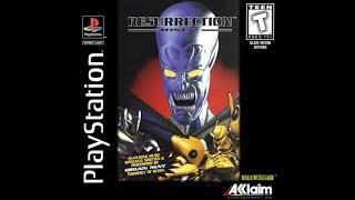 Rise 2: Resurrection (Rise of the Robots 2). PS1. Walkthrough (Cyborg)
