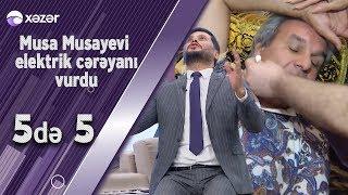 Musa Musayevi Elektrik Cərəyanı Vurdu