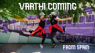 """Vaathi coming"" dance from Spain 