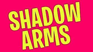 🔥🔥🔥Cómo obtener brazos de sombra en brazos de fideos ROBLOX SKIN