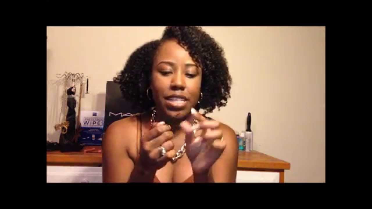 How To: Curly Clip In Extensions Using Kanekalon Braid Hair