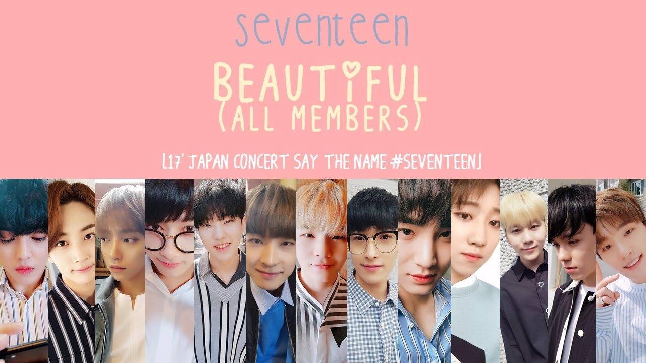 Members Name: Beautiful (All Members)