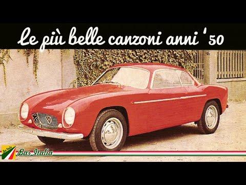 Le più belle canzoni italiane anni '50 | Best italian Songs '50