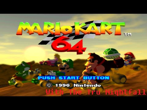 Mario Kart 64/Wave Race 64 and my DC collectors box!
