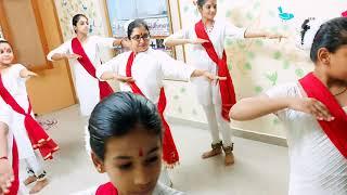 Guru Vandna Kathak   by Sidhmayi Student's  