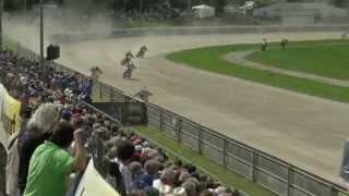 Langbahn-Team-WM in Mühldorf Long Track best race france