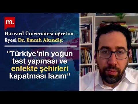 Koronavirüs salgınıyla mücadele: ABD ve Türkiye örnekleri
