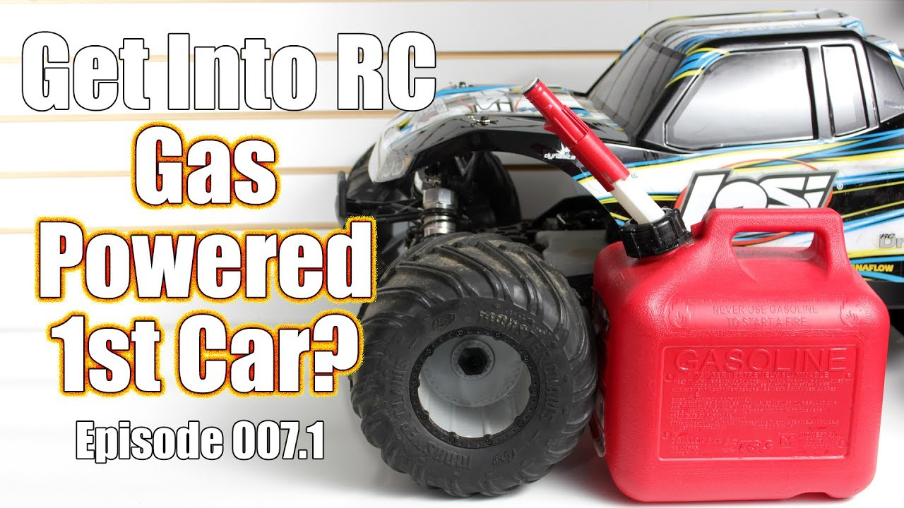 Gas Power for a First RC Car? - Get Into RC | RC Driver