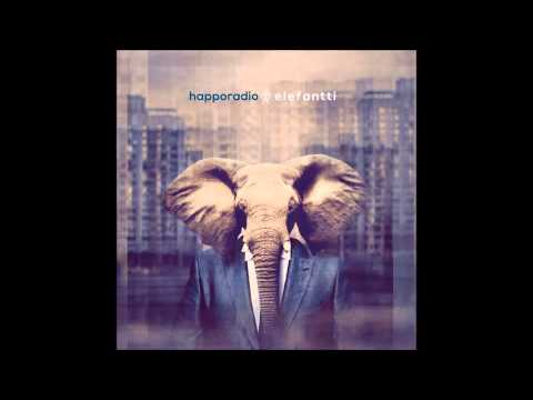 Happoradio - Elefantti