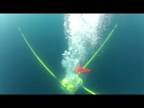 Deploying Seafloor Electromagnetic Field Recorders Offshore Cascadia