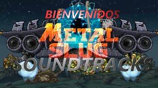 Los Mejores Soundtracks De Metal Slug!