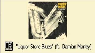 Bruno Mars - Liquor Store Blues ft. Damian Marley [AUDIO]