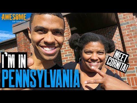 I'm In Pennsylvania! || Credit Repair After Dark || Meet Cornita!