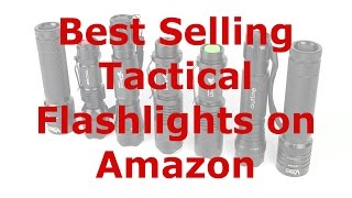 Best Tactical Flashlights on Amazon(, 2015-07-13T02:56:32.000Z)