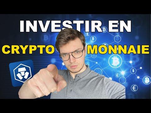 Investir En Crypto Monnaie Quand On Est Débutant