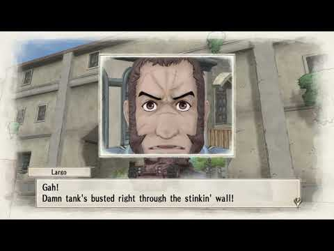 Valkyria Chronicles mission 3 getting back into the game  