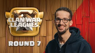 Clash of Clans UPDATE Clan War Leagues The Final Round Round 7