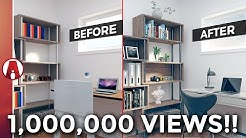 10 Tips for a REALISTIC Interior Rendering