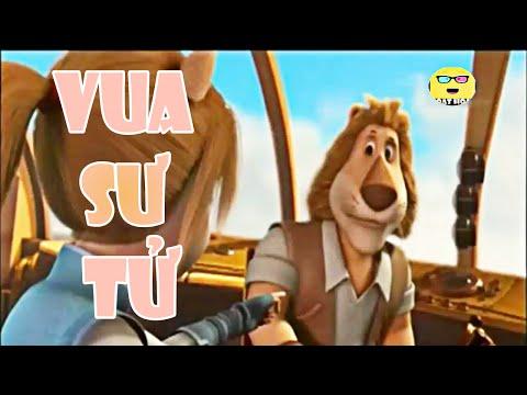 Phim hoạt hình : Chuyến phiêu lưu của vua sư tử Paddle Pop| Tập : Khu rừng lâm nguy
