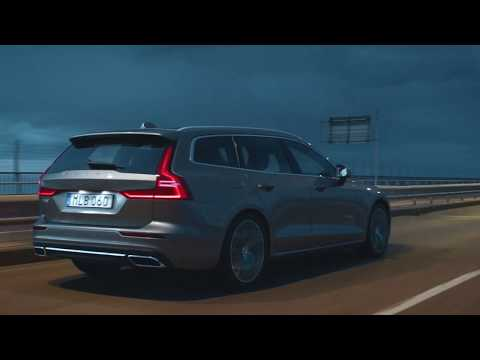 The New Volvo V60: Protect What's Important To You