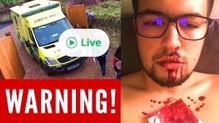 I Had To Call 999... (WARNING BLOOD)