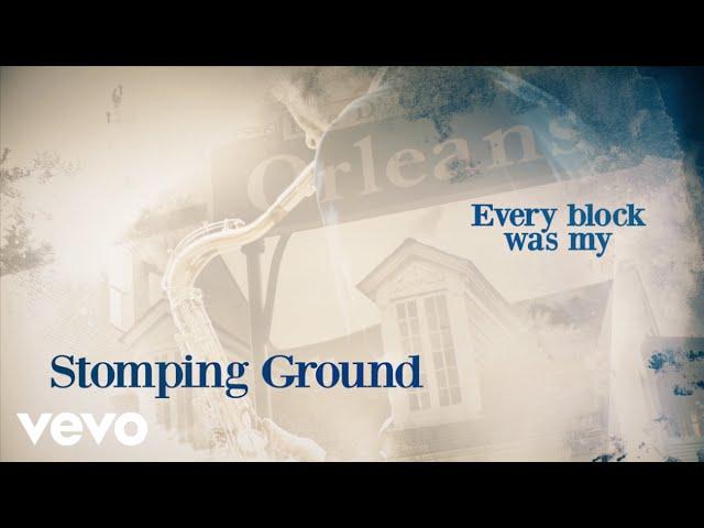 Aaron Neville - Stompin' Ground