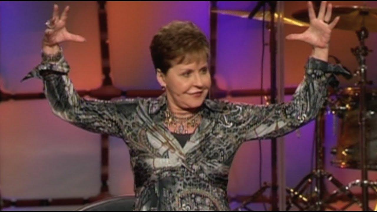 ঈশ্বরের পরাক্রমশালী হাত অধীনে নিজেকে নিচু  Humble Yourself Under The Mighty - Joyce Meyer