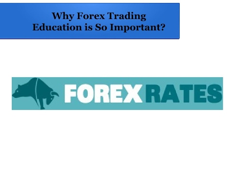 Importance of forex market products