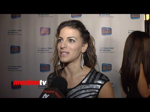 Renee Marino Interview | Looking Ahead Awards 2014 | Red Carpet