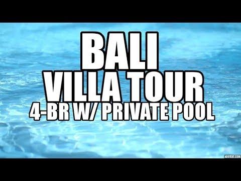 Airbnb | Bali Villa Tour | Seminyak Bali Indonesia