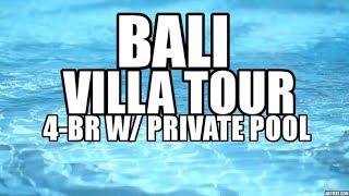 Gambar cover Airbnb | Bali Villa Tour | Seminyak Bali Indonesia