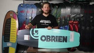 O'Brien Indie 2019 wakeboard review