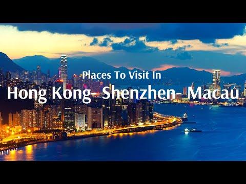 Hilarious HongKong - Shenzhen - Macau Tours From Best Tour Operator