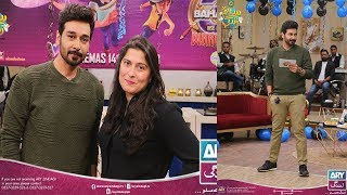 oskar award winner sharmeen obaid chinoy in faysal qureshi show today