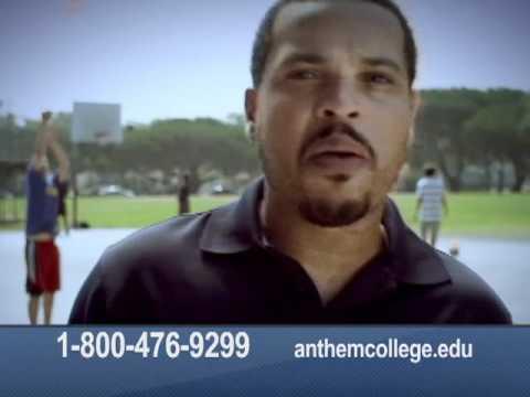 "Anthem College ""Basketball"""