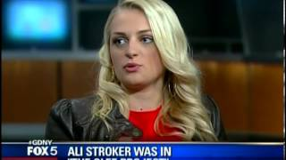 glee star ali stroker talks ucp of nyc on good day new york