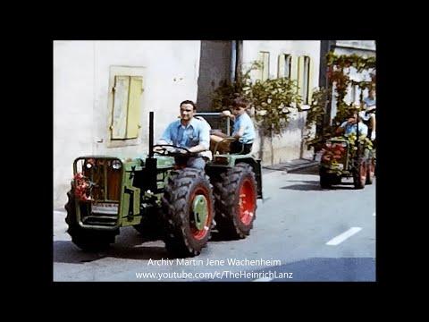 Holder Knicklenker Parade Deutsches Weinlesefest 1967 in Neustadt an der Weinstraße | 8mm Schmalfilm