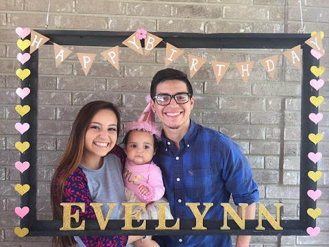 BABY's FIRST BIRTHDAY PARTY (PINK & GOLD PRINCESS THEME)