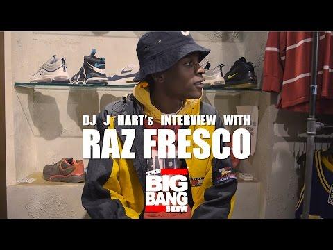 RAZ FRESCO x DJ J HART ' The Screwface Tape ' BBS interview