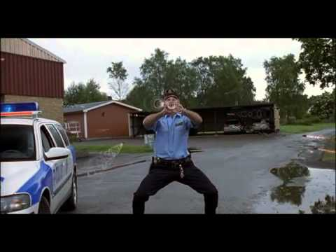 Kopps: Funny fighting scene