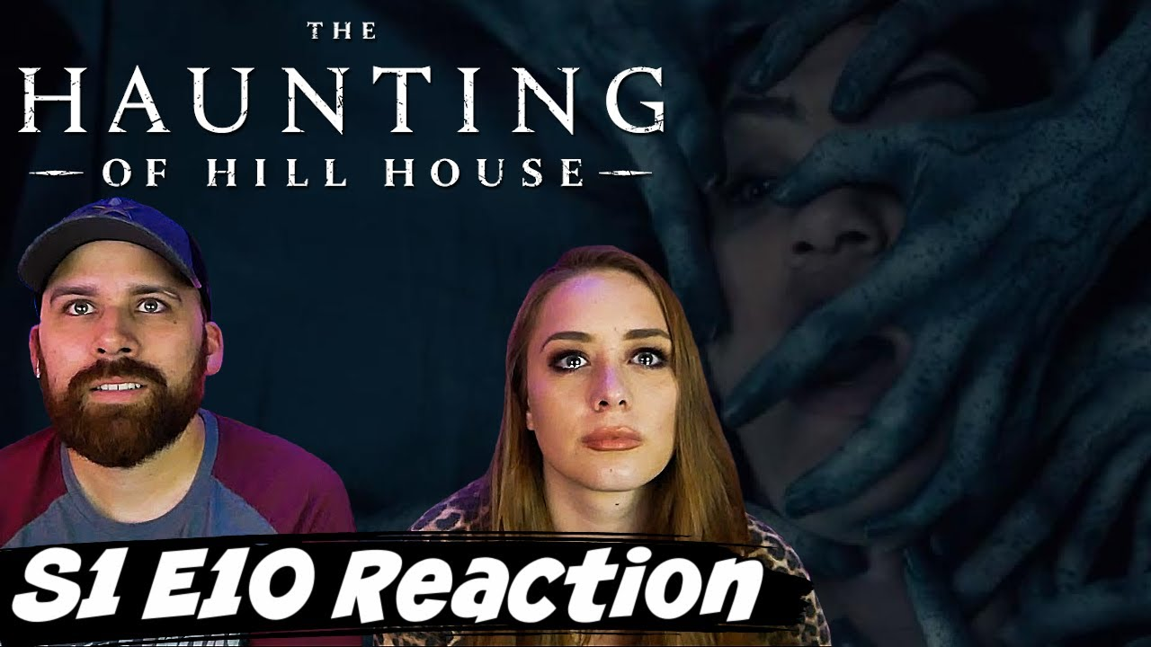 """The Haunting of Hill House S1 E10 """"Silence Lay Steadily"""" Season Finale REACTION & REVIEW!"""