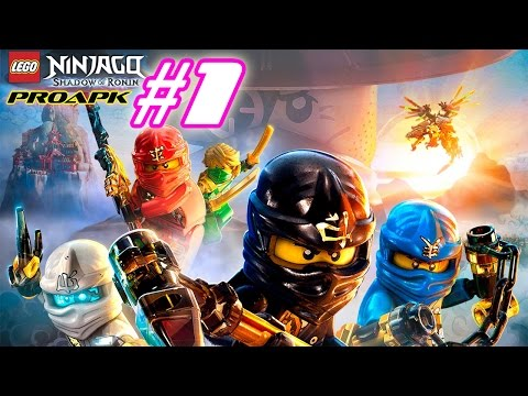 LEGO Ninjago - Shadow of Ronin Gameplay #1 IOS / Android