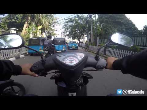 Test GoPro di Mio Jalanan Jakarta