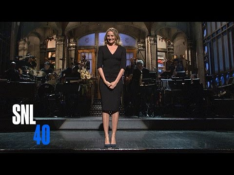 Monologue: Cameron Diaz on Shrek and Celebrity Sex Exceptions - SNL