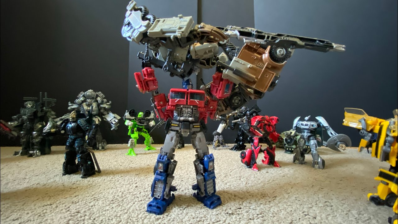 Download Transformers Stop Motion - Ambush