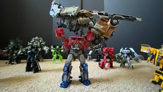 Transformers Stop Motion - Ambush