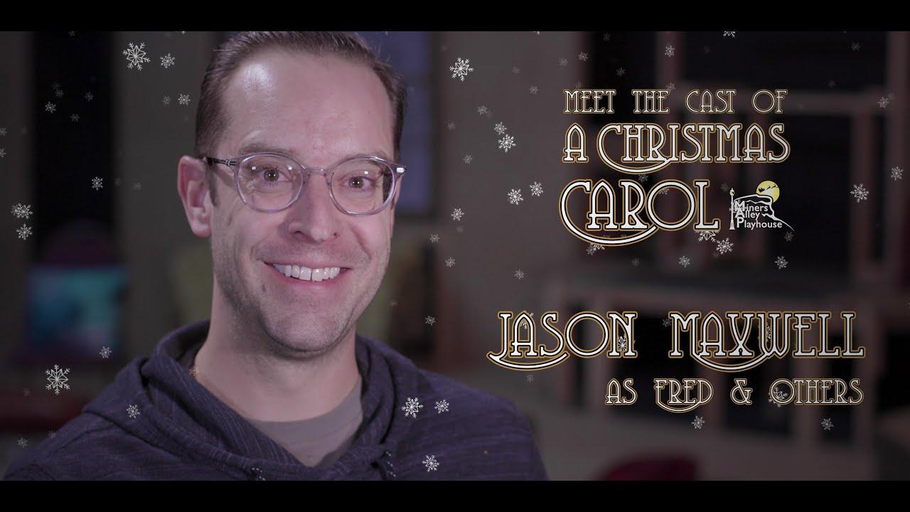 Meet the Cast of A Christmas Carol at MAO - YouTube