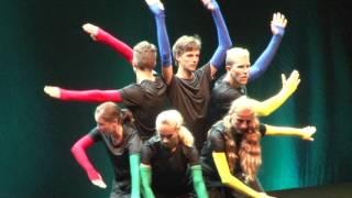 Выступление актеров Театра мимики и жеста на Закрытии Сурдлимпиады в Самсуне. С субтитрами