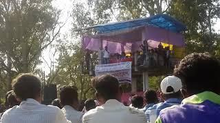 Speech by PRADIP NAG at ..AASAA Meeting at ghoramari football field ....